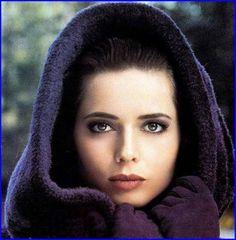 Isabella Rosellini - Ingrid Bergman's daughter