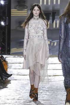 Peter Pilotto Fashion Show Ready To Wear Collection Fall Winter 2016 in London