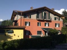 """I Ronchi"" lies on a hill overlooking the lake, not far from the centre of Bellagio. The apartments are charming and wide with two or three double rooms, independent entrances, wide living rooms, large kitchens very well equipped, bathrooms with shower, private terrace or garden, TV, Hi.Fi.   All around a wonderful private park with barbecue/pic-nic corners, solarium-relax areas"