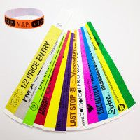 Custom wristbands are used for many purposes ranging from unique identification to sportsmanship to awareness programs. As these need to be customized as per your requirement, you need a good experienced manufacturer who can give you what you want in time with highest quality. Click the link to order your custom event wristbands.     #customeventwristbands