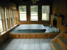 indoor hot tub rooms | ... about indoor hot tubs on Pinterest | Hot Tubs, Hot…
