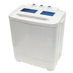 Amazon.com: XtremepowerUS Electric Small Mini Portable Compact Washer Washing Machine (33L Washer & 16L Dryer): Appliances