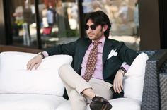 A Conversation with... Nicola Ricci of Sciamát ~ The Bespoke Dudes by Fabio Attanasio