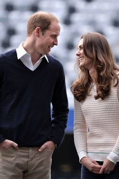 Prince William And Kate Middleton's cutest moments together