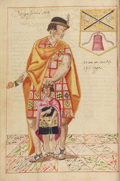"""Inca Roca,"" La Plata, Bolivia, completed in 1616. J. Paul Getty Museum, Los Angeles, California"