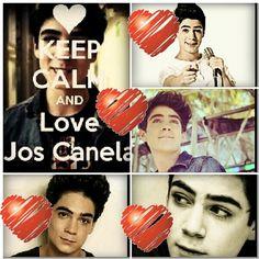 (Jos canela) my cousin LOVE him