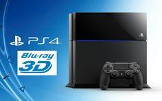 PS4 reproducirá películas en formato Blu-ray 3D a fines de Julio
