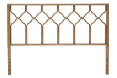 Honeycomb Metal Headboard in Brushed Gold Queen In Style Furnishing http://www.amazon.com/dp/B00JLQ1ZHQ/ref=cm_sw_r_pi_dp_hyJ5wb04T5854