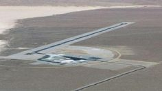 Google Earth Locates Top Secret US Military Base Known As Area 6