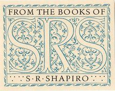 8dbf53c57a14e69f1c24ad061da075fc--vintage-typography-ex-libris.jpg (736×587)