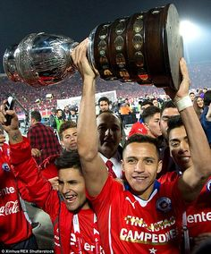 Sanchez has been outstanding for Arsenal and Chile, and could take the Premier League by s...