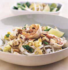 Shrimp Phad Thai Recipe : Food Network Kitchens : Food Network - FoodNetwork.com