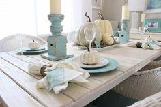 House of Turquoise: Breezy Designs Coastal Fall Tour