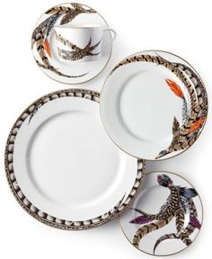 Ralph Lauren Carolyn Collection - Fine China - Dining & Entertaining - Macy's