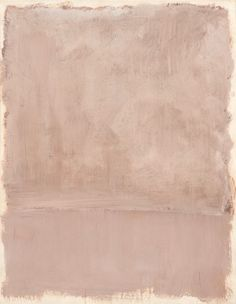 "dappledwithshadow:  "" Untitled, Mark Rothko  1969  """