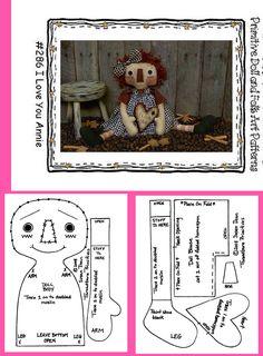 rag doll pattern ....Nims....