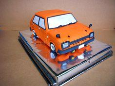 Cake Toyota Corolla