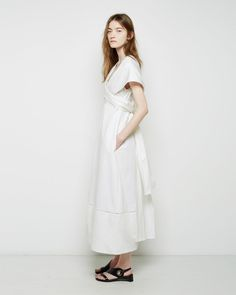 THE ROW | Mukan Dress | Shop at La Garçonne