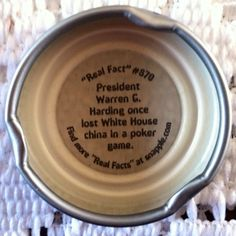 Snapple Real Fact #870
