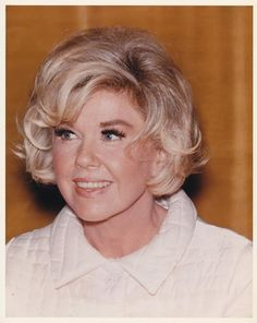 Doris Day, just because.