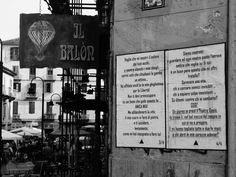 Balòn - Turin city poem
