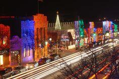 Rochester MI Christmas Lights - Big Bright Light Show Pics | Oakland County Moms