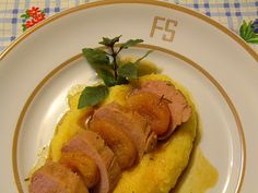 O Cozinheiro de fim de semana: Filé Mignon de Porco ao molho de Tangerina e Damas...