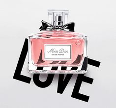 Fragrance Miss Dior Perfume GIF