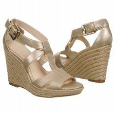 Calvin Klein Emmah Sandals (Dusty Platino Metall) - Women's Sandals - 7.5 M