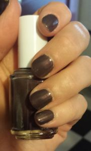 Essie Sable Collar Nail Polish (Winter 2013 Collection)