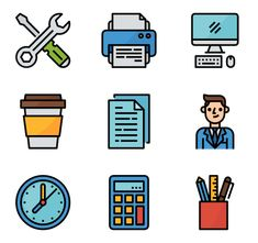 36 free vector icons of Office designed by monkik Box Icon, Icon Set, Icon Design, Web Design, Chart Tool, Office Icon, Sign System, Art Web, Insta Icon