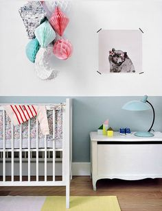 via Are you searching new ideas for decorating your nursery? We know bringing your dream nursery together isn't as easy as it may sound. Whether you're looking to decorate in bold patterns or softer hues, here are four fresh, bright baby bedrooms ideas we hopethey inspire you. Take a look at the first picture. Styling […]