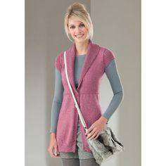 Waistcoat in Stylecraft Extra Special DK - 8496