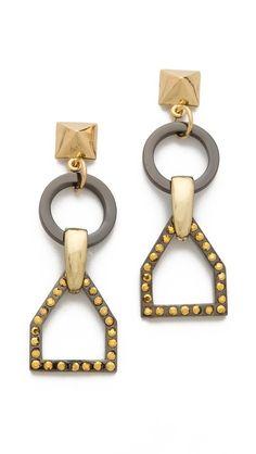 Fallon Jewelry Hex Earrings Fallon Jewelry, Glamour, Usa, Shapes, Dangle  Earrings, 08e99576b7