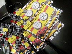 Cars invitation