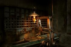 Machinist - At The Millers  Photograph