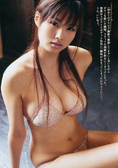 Adorable japanese girl shows nice boobs 8
