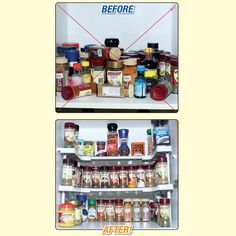 Health Pride - Universal Shelf Organiser
