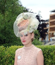 Crazy British Hats | All The Crazy Hats At Britain's Royal Ascot
