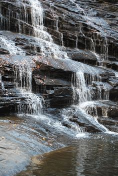 Fall Creek Falls State Park, a Tennessee State Park located nearby Crossville, Dayton and Pikeville