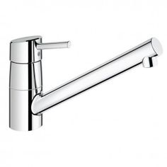 grohe concetto single lever kitchen sink mixer tap 32659001. beautiful ideas. Home Design Ideas