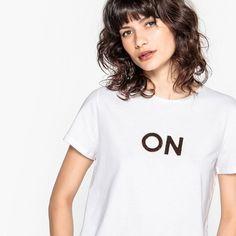 06fa1a2aa968 T-shirt manches courtes pas chers - La Redoute Outlet