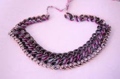 chunky necklace by Limberlina | Project | Jewelry / Necklaces | Kollabora