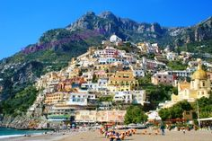 One of my all-time favorite places (so far), Positano, Italy