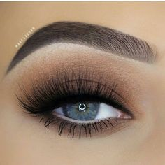 "48 Likes, 2 Comments - Makeup Ideas (@ineedmakeupideas) on Instagram: ""@wakeupandmakeup - Flawless @makeupbyan #makeup #eyemakeup #eyelook #eyeshadow #eyebrows…"""