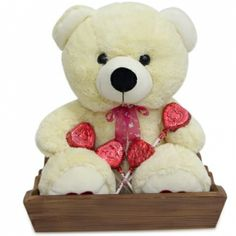 Wide Range of #Teddy #Bears on #Valentine #Teddy #Day #2014. Click http://www.deliverfeelings.com/valentine-special/valentine-week/teddy-day.html to check more.