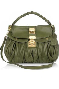 8166b64c6715 Miu Miu Handbags Collection   more details Miu Miu Purse
