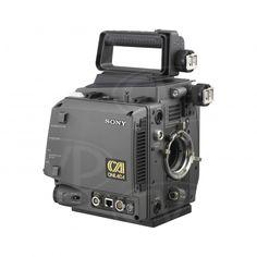 Sony F35 CineAlta HD digital cinematography camera with Super 35mm sensor, 4:4:4 processing and Arri PL lens mount