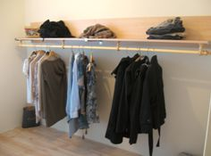 Yours truly, Cindy: Mijn 'Walk-in closet'
