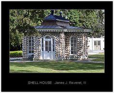 Ashley Hall Shell House   Charleston, SC